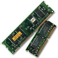 Computer Memory Ram Chips