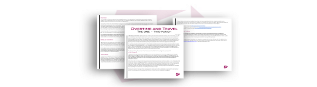 Overtime and Travel